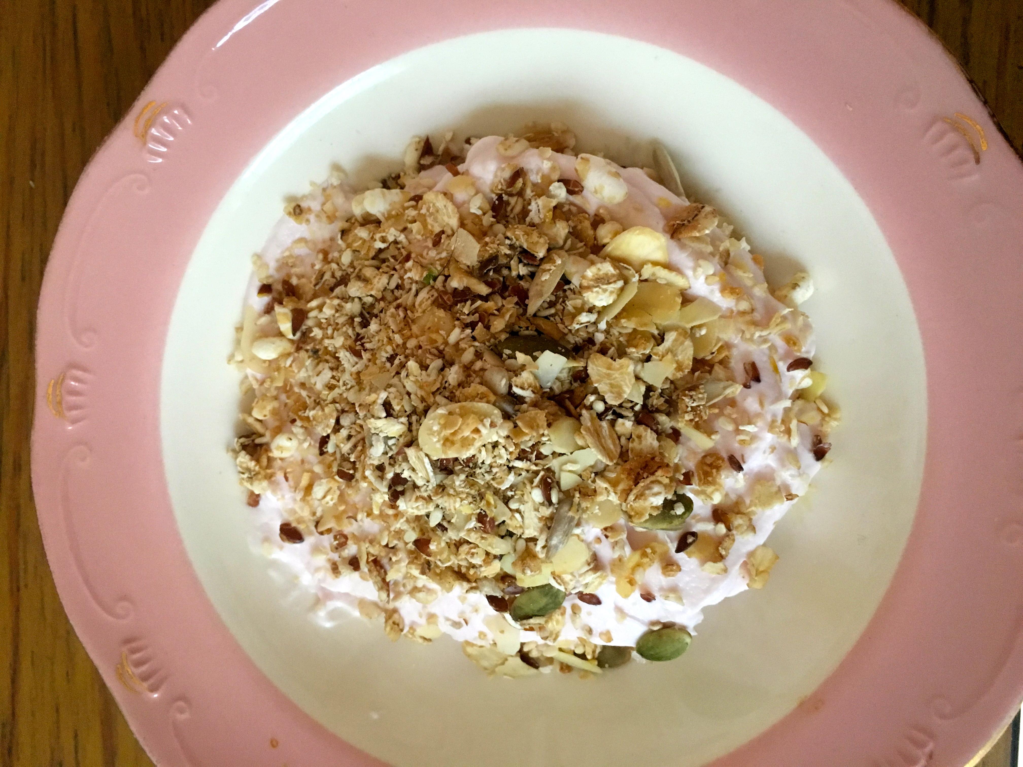 Original granola fra naturbit