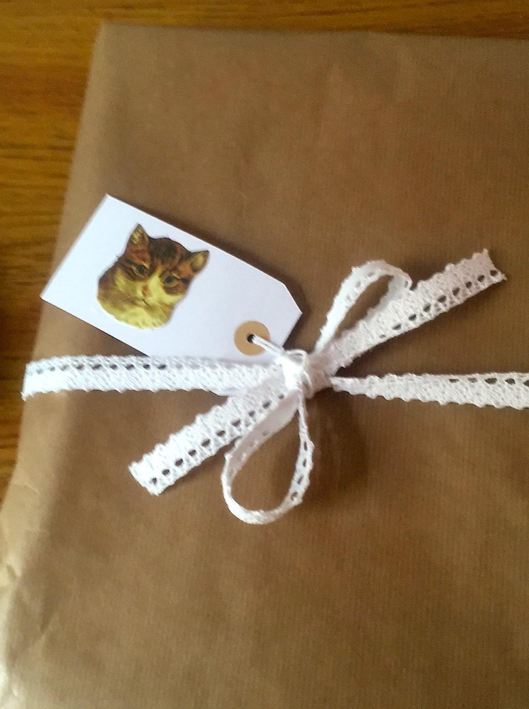 miljøvennlig gaveinnpakning