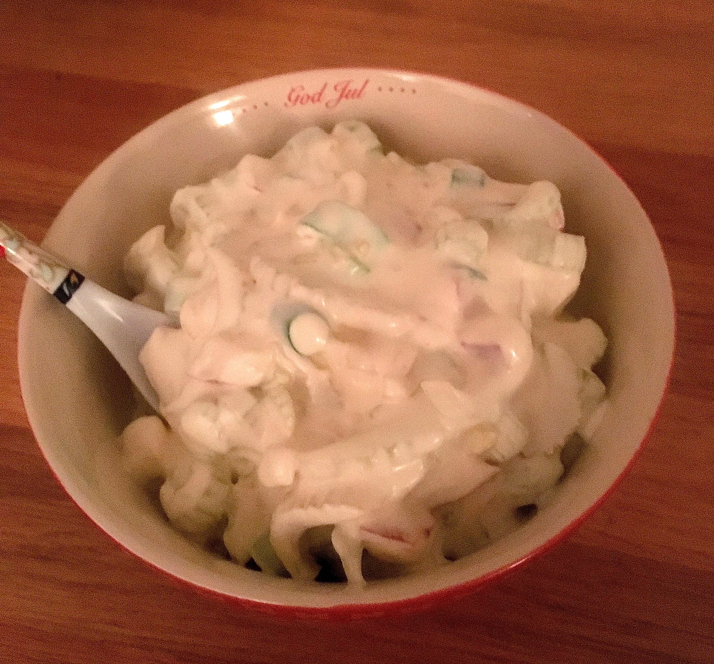 Waldorfsalat uten karbohydrater