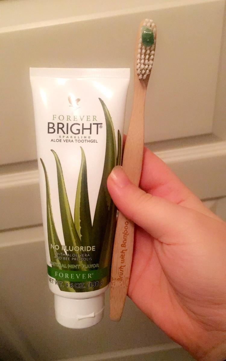 derfor bruker jeg naturlige produkter til tennene