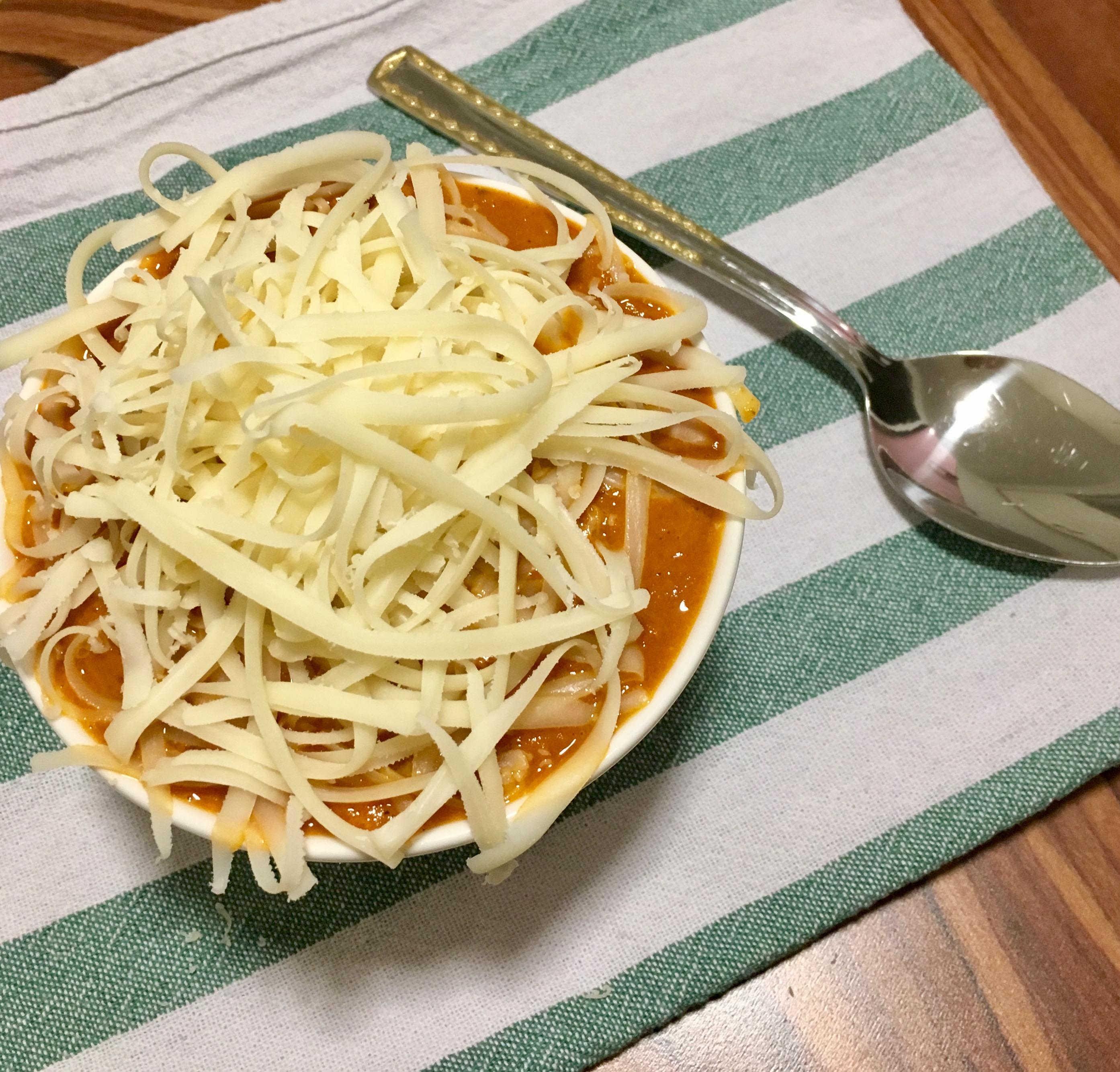 Fryser du? Prøv min varmende suppe med paprika og chipotle