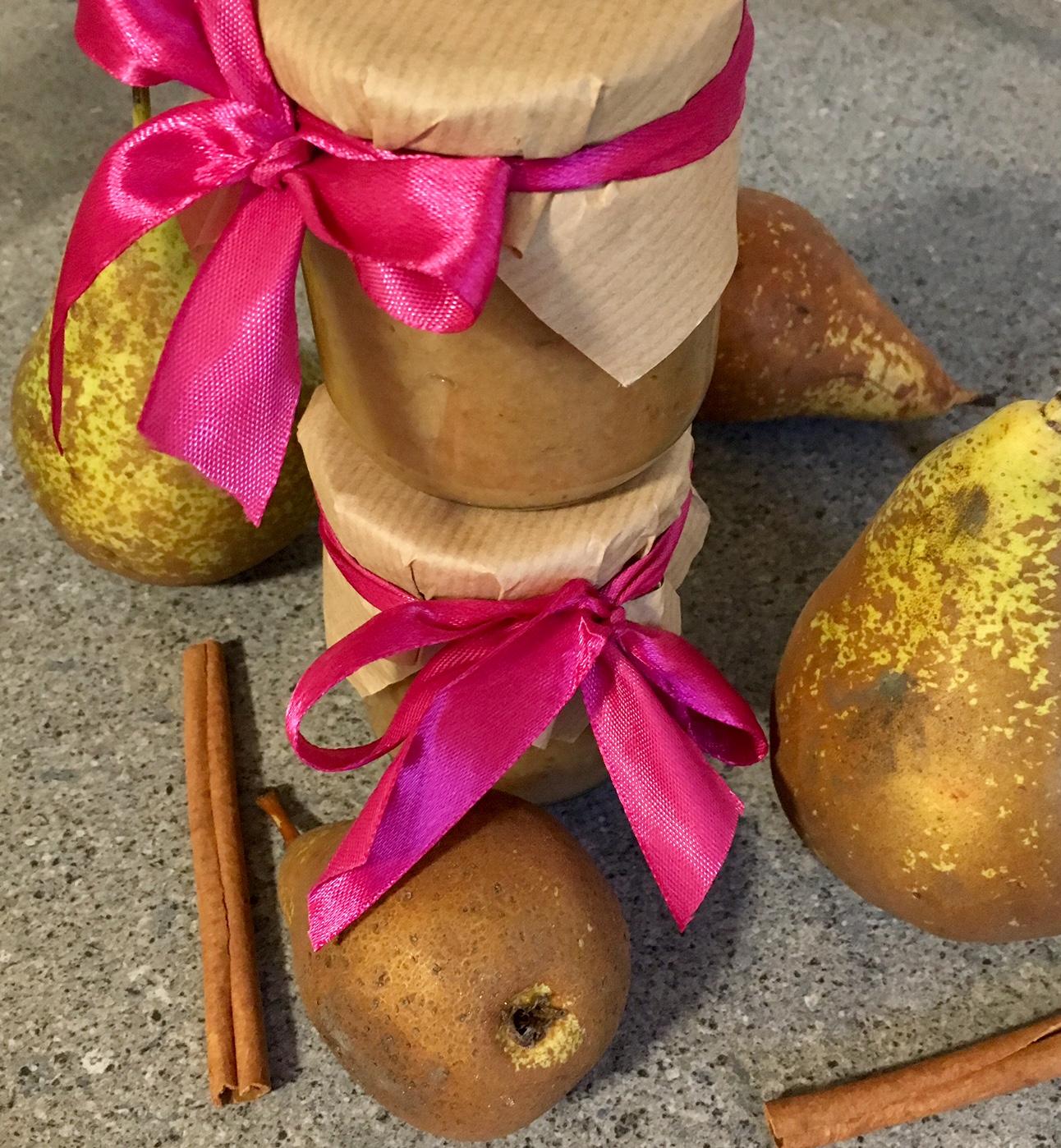 Slik lager du sukkerfritt pæresyltetøy uten spesialprodukter