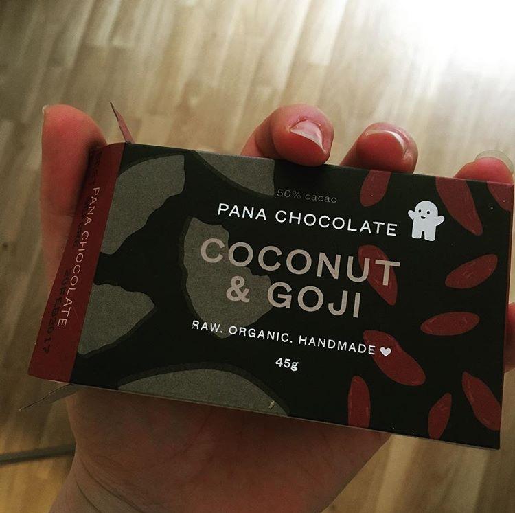 Shout out til alle som sender meg sunne sjokolader