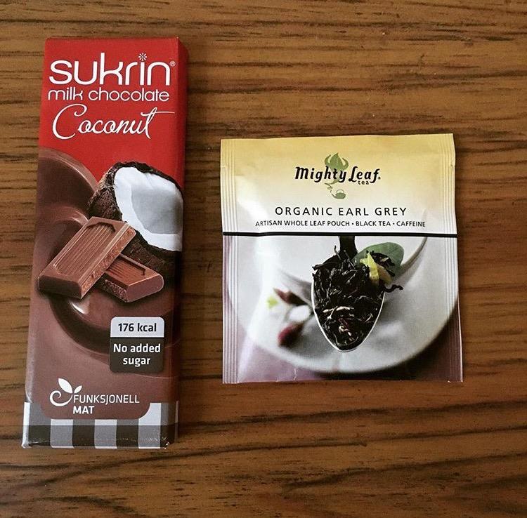 Shout out alle som sender meg sunne sjokolader