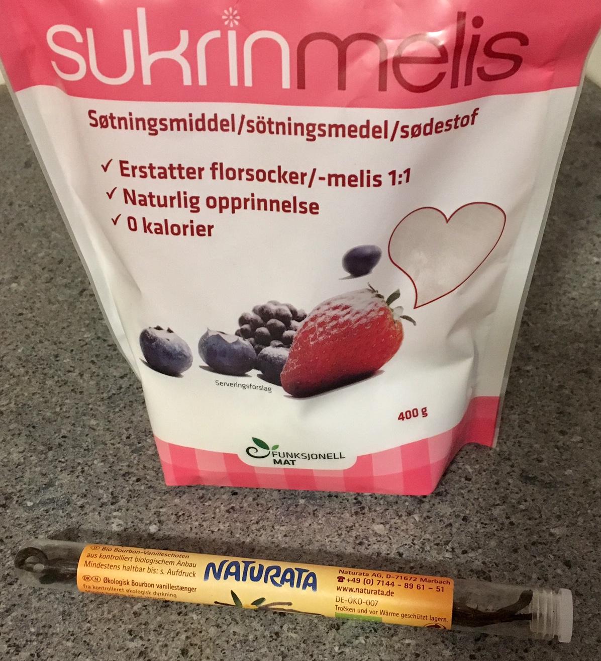 Slik lager du sukkerfritt vaniljesukker